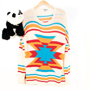 Show Me Your Mumu 'Bonfire Sweater'